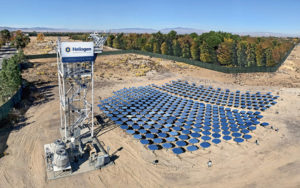 Heliogen, the clean energy company that is transforming sunlight to create and replace fuels, today announced its launch and that it has – for the first time commercially – concentrated solar energy to exceed temperatures greater than 1,000 degrees Celsius.