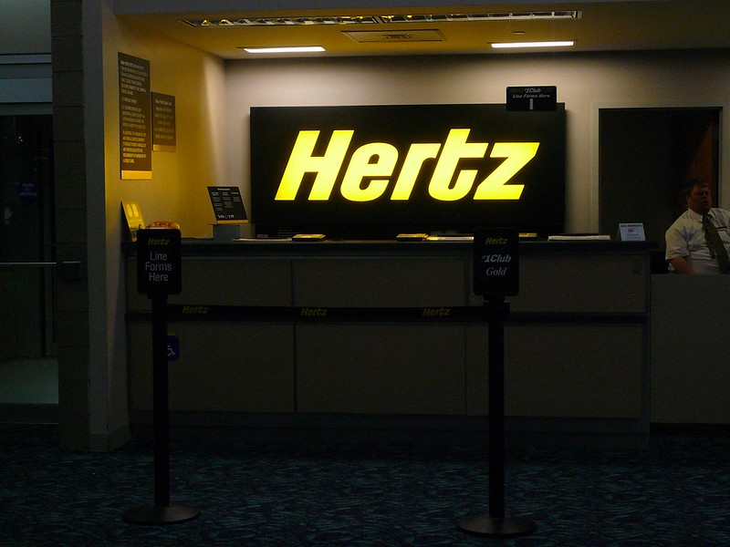 Hertz Filed for Bankruptcy