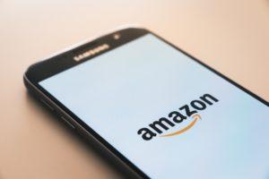 Amazon May 1, 2020 Stock Market Headline